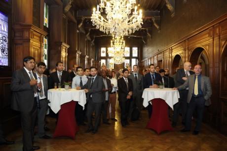 Diploma-uitreiking Antwerpen