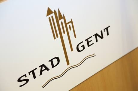 Diploma-uitreiking Gent