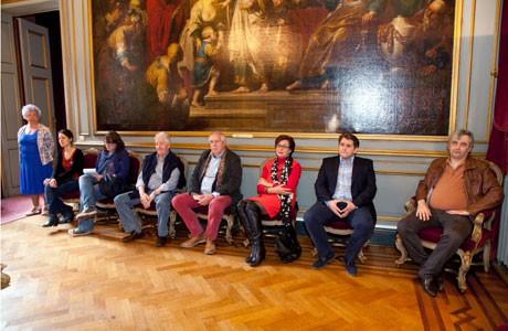 Diploma-uitreiking Leuven
