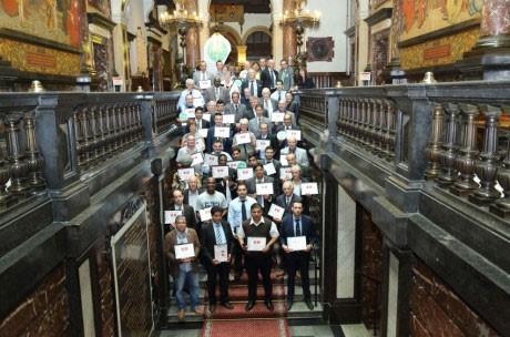 Antwerpen diploma