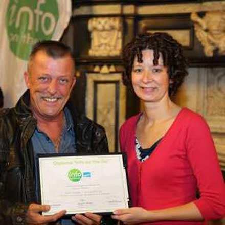 Foto's diploma-uitreiking Gent