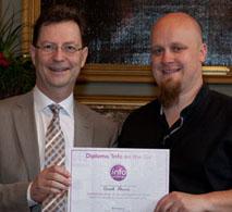 Foto's diploma-uitreiking Leuven